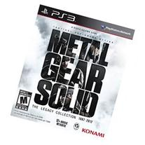 Metal Gear Solid: Legacy Collection