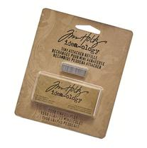 Metal Tiny Attacher Refills by Tim Holtz Idea-ology, Box of