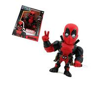 "Jada Metals Diecast Marvel DEADPOOL 4"" Diecast Figure"