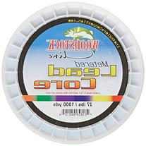 Woodstock 27-Pounds Metered Lead Core Fishing Line, 1000