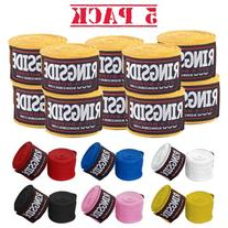 Ringside Mexican Style Boxing Handwraps , Gold, 180