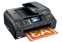 Brother MFC5895CW Wireless Color Photo Printer with Scanner