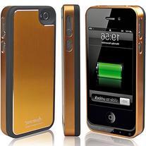 Alpatronix MFi Apple Certified BX100 1900mAh iPhone 4/4S