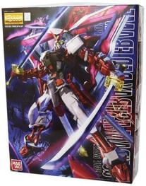 Bandai Hobby MG Gundam Kai Model Kit , Astray Red Frame by