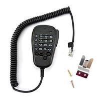 Zeadio 6 Pin Mh-48a6j Handheld Shoulder Mic with Button for