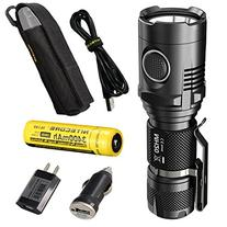 Nitecore MH20 Compact USB Rechargeable Flashlight w/3400mAh