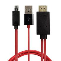Aibocn MHL Kit Universal MHL Micro USB to HDMI Cable 6.5