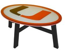 Fan Creations Collegiate Coffee Table