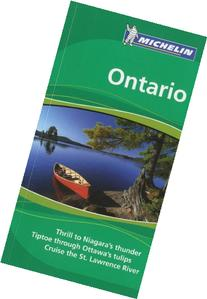 Michelin Green Guide Ontario, 1e