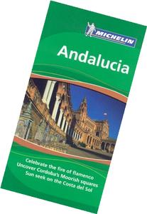 Michelin Green Guide Andalucia, 4e
