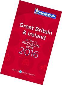 MICHELIN Guide Great Britain & Ireland 2016: Hotels &