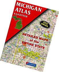 Michigan Atlas and Gazetteer