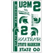 NCAA Michigan State University 13889011 Tattoos