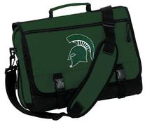 OFFICIAL Michigan State University Laptop Bag Michigan State