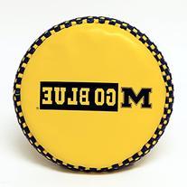 Michigan Wolverines Fun Gripper 9.0 Soft Flying Disc NCAA