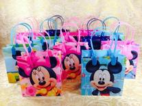 24pc Disney Mickey & Minnie Mouse Goodie Bags Party Favor