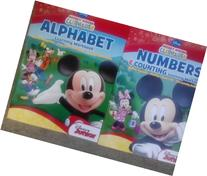 Mickey Mouse Clubhouse Alphabet & Numbers & Counting