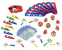 Mickey Mouse Clubhouse Party Favor Pack, Value Pack, Party
