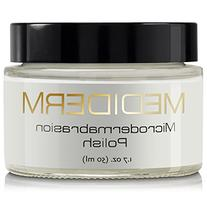 MediDerm Microdermabrasion Polish and Exfoliating Cream -