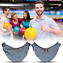 Microfiber Bowling Ball Polisher Cleaner Seesaw