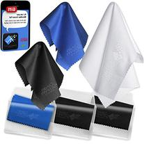 Clean Screen Wizard Microfiber Screen Clean Cloths, Screen