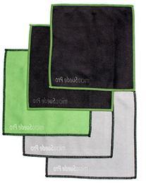 Premium Microfiber Cleaning Cloth For Glass, Camera Lenses