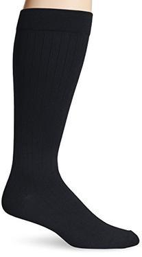 Dr. Scholl's Men's Microfiber Cotton Moderate Support Socks