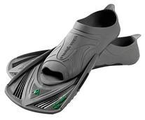 Aqua Sphere MicroFin HP Fitness Fins Black/Black 13/1