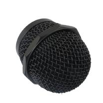 uxcell Microphone Mic Grille Ball Head Mesh Round Cartridge