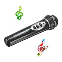 Girls Boys Microphone Mic Karaoke Singing Kids Funny Gift