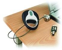 Kensington MicroSaver Portable Notebook Cable Lock - 4 ft