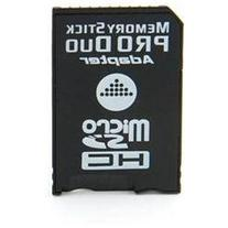 NEON microSD to MS PRO Duo adapter  model MSD2MSPD-AD