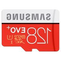 Samsung Evo Plus mc128d 128gb Uhs-i Class 10 Micro SD Card