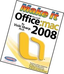 Make It With Microsoft Office:mac 2008