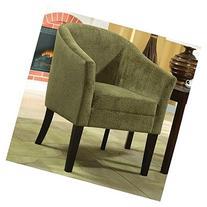 Microvelvet Accent Chair