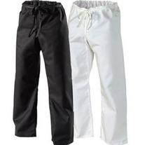 Century Middleweight Traditional Drawstring Pants Black size