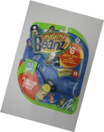 Mighty Beanz NEW Series 3 Starter Pack Set 6 Beanz