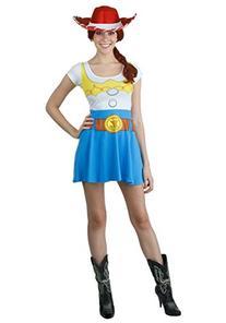 Mighty Fine womens Toy Story I Am Jessie Skater Dress 3X