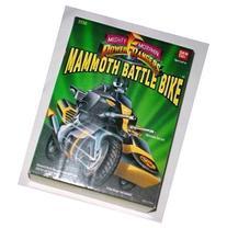 Mighty Morphin Power Rangers Mammoth Battle Bike Motorcycle