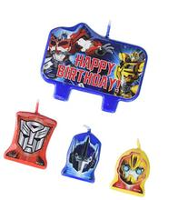 Amscan Mighty Transformers Birthday Party Molded Character