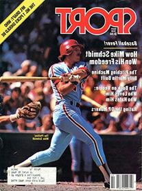 Mike Schmidt Unsigned Sport Magazine - May 1980