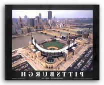 PNC Park - Pittsburgh, Pennsylvania Art Print by Mike Smith