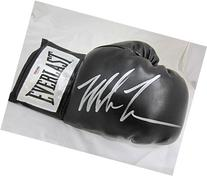 Mike Tyson Authentic Signed Boxing Everlast Glove Auto PSA/