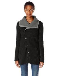 prAna Women's Milana Jacket, X-Small, Coal
