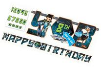 Miles from Tomorrowland Birthday Custom Add Banner