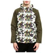 Staple Mens The Militech Nylon Windbreaker Jacket