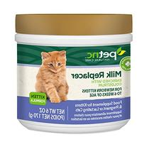 PetNC Natural Care Milk Replacer for Kittens, 6-Ounce