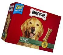 Milk-Bone Dog Biscuits, Large