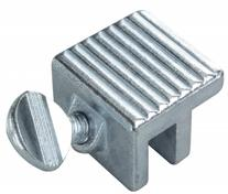Prime Line Products Mill Finish Slide Window Lock  S4000