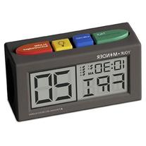 MedCenter Interactive 6 Personalized Alarm Reminder Clock